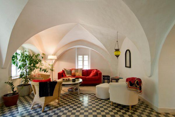 Emek Refaim Apartment